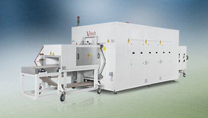 Heating technology–Our heating and drying cabinets, cleanroom dryers, hot-air sterilisers, microwave devices and industrial furnaces by vötschtechnik will warm up every product.