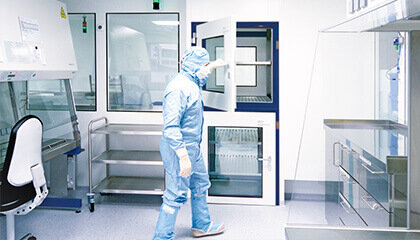Air-conditioning technology–We offer reliable solutions for applications requiring special climatic conditions: in hospitals, in production, in cleanrooms, in measuring rooms or in information technology.