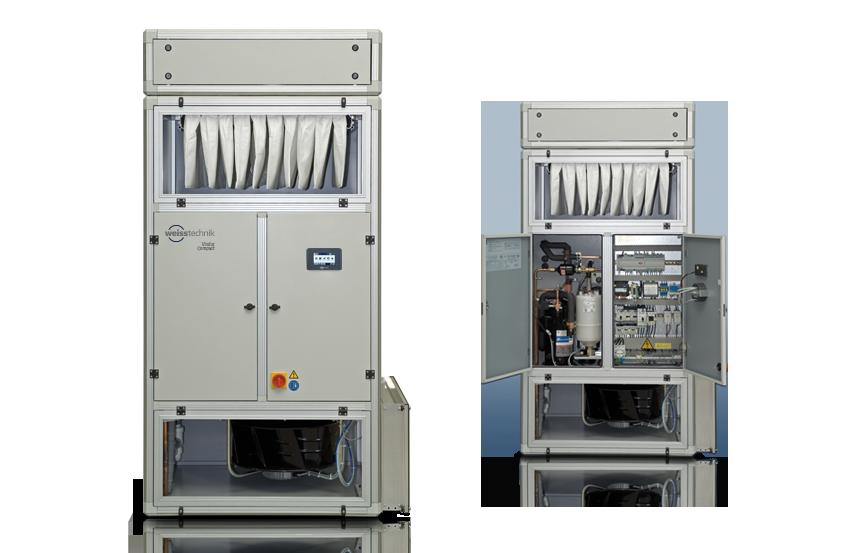 Air-conditioning units Vindur® Compact