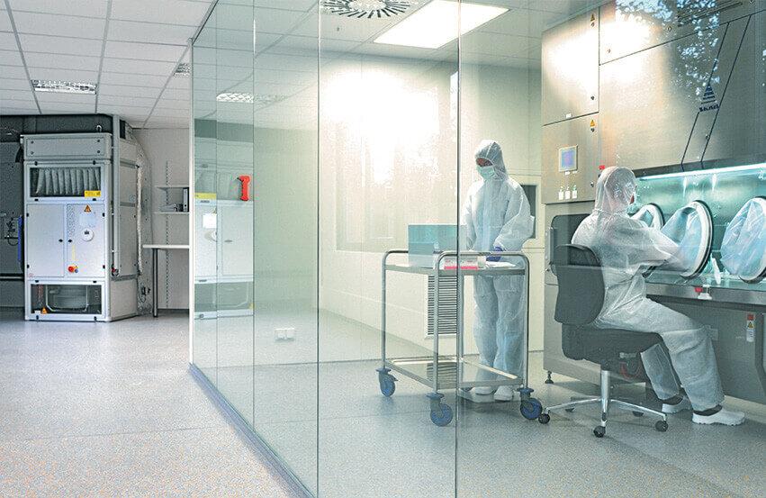 Лаборатории разработки рецептур