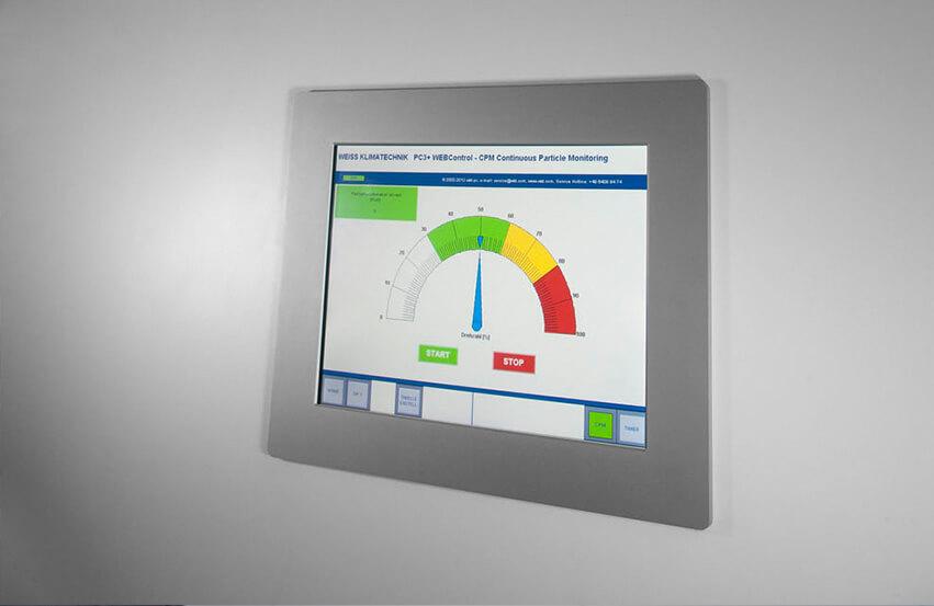 Continuous Particle Monitoring Vindur® CPM