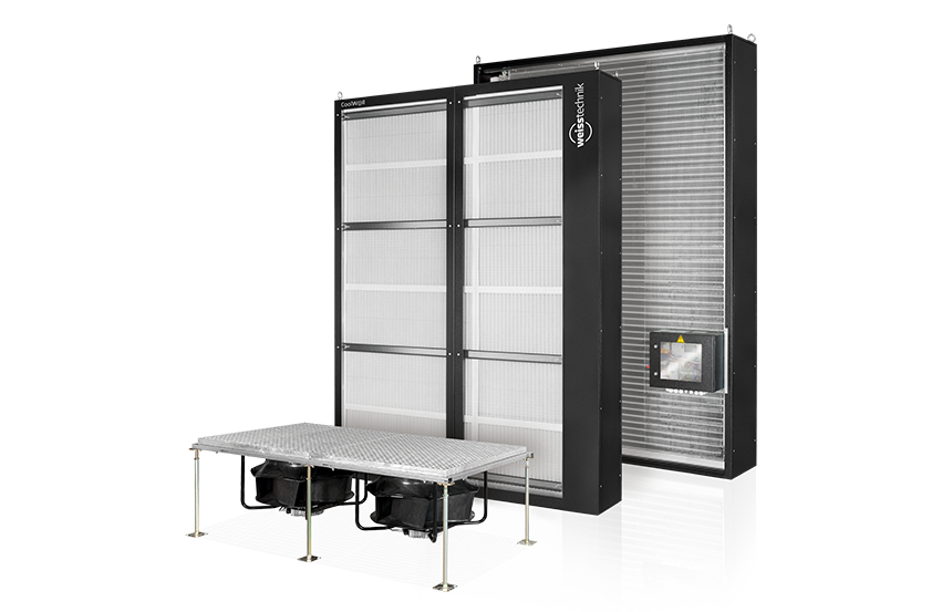 Cooling wall system Vindur® CoolW@ll