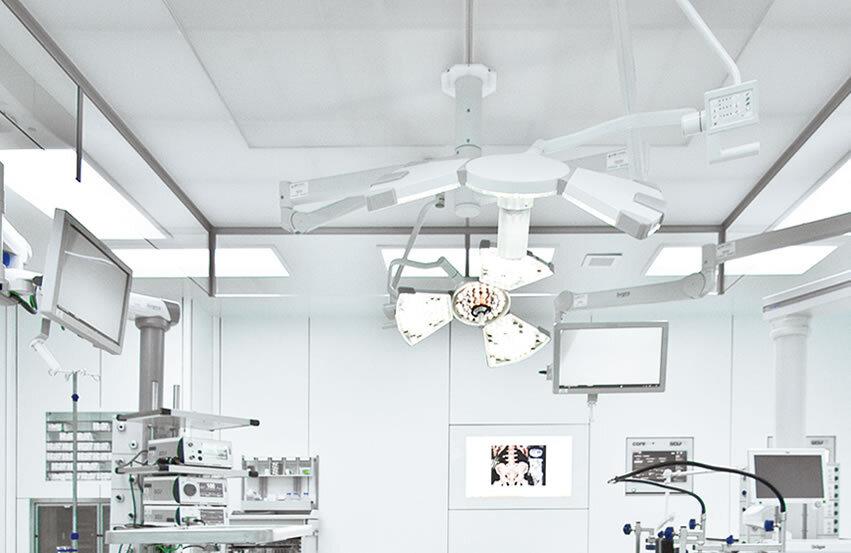 Operatiekamerplenum, FFA-model