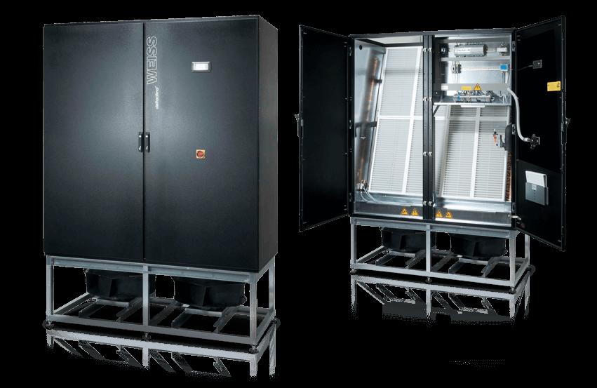 Vindur® CoolMaster CW2-dual coil