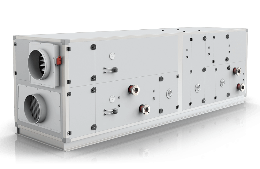 Air dehumidification system