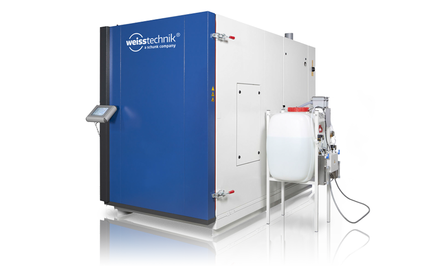 Enceinte d'essai de corrosion pour conditions climatiques changeantes - SC 1000/15-60 IU