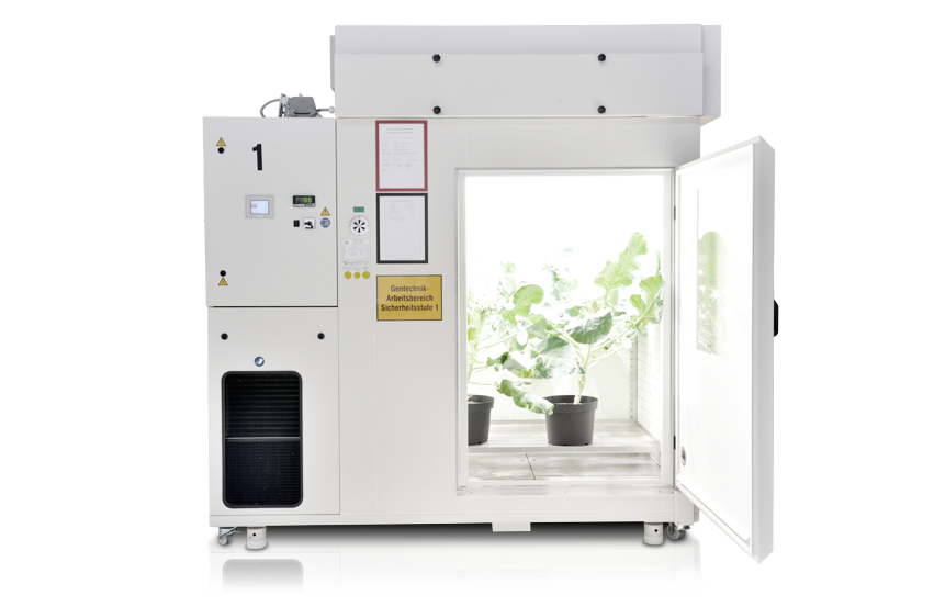 Модульные камеры для выращивания растений Fitotron®, тип HGC