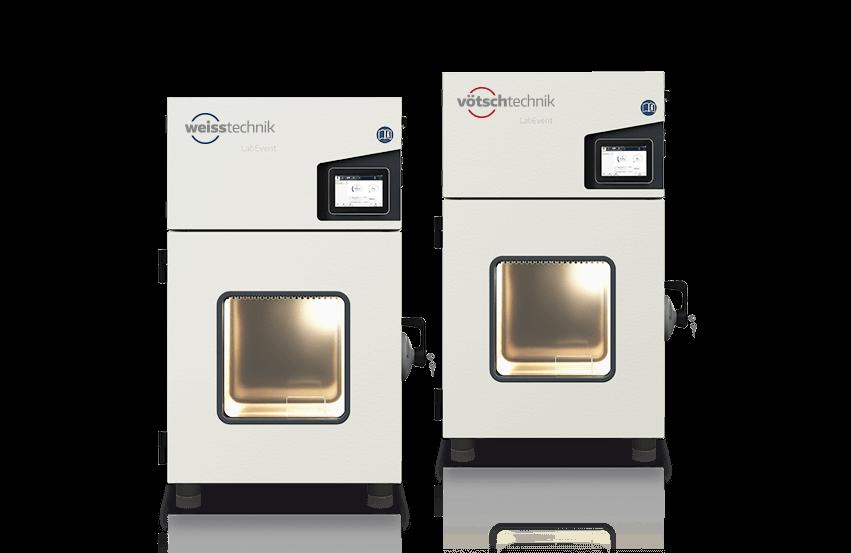 Laboratorium temperatuur- & klimaatkast, type LabEvent L