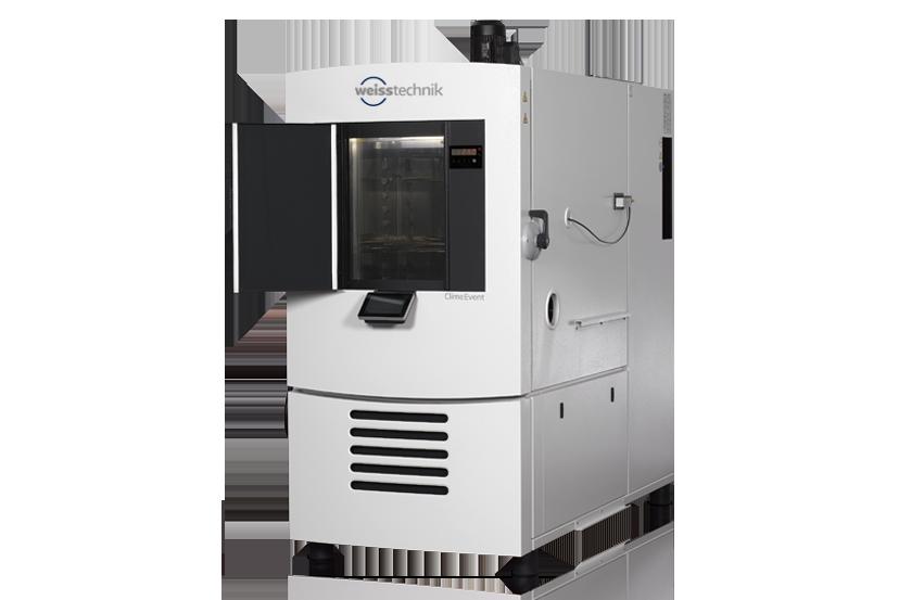 Nauwkeurig geklimatiseerde testkamers voor bijzonder stabiele en homogene testomstandigheden
