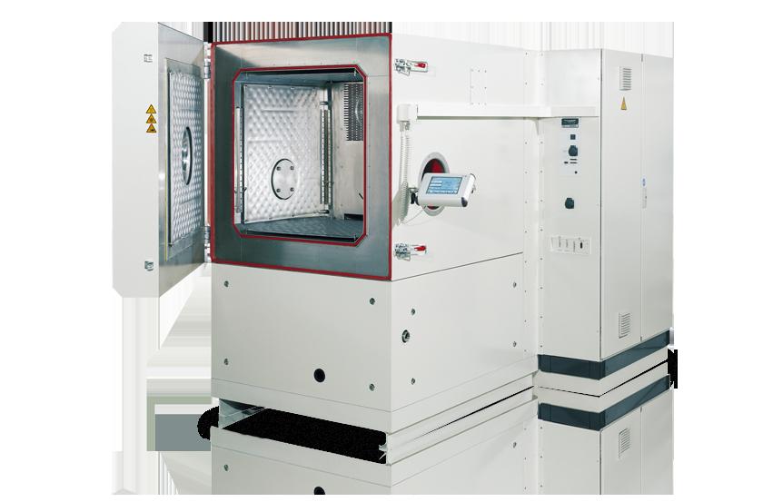 Vacuüm testkamers VTH en VCH / WT-D en WK-D