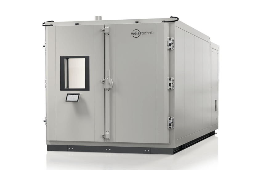 Begaanbare compacte klimaatkamers, type ClimeEvent