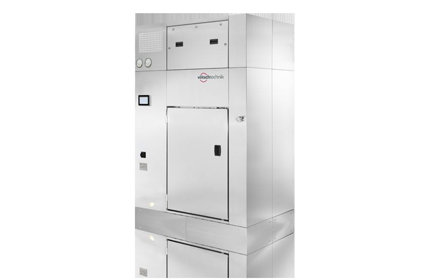 Stérilisateurs à air chaud pour salles blanches (ISO 5), VHSF