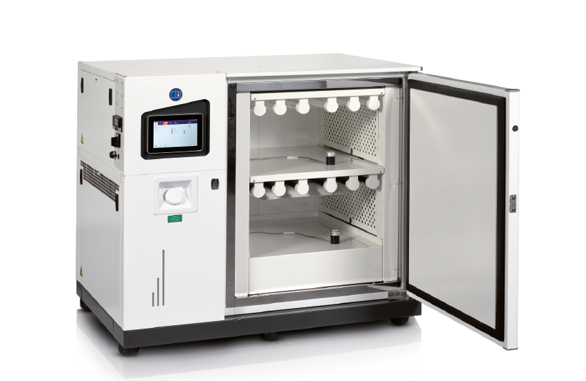 Photostability test chambers in accordance with the ICH Q 1 B Guideline, Pharma-L