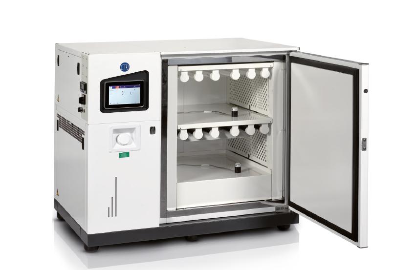 Enceintes d'essai de photostabilité selon la directive Q1B de l'ICH, Pharma -L